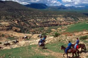 Lesotho pony trek - Acacia overland safaris
