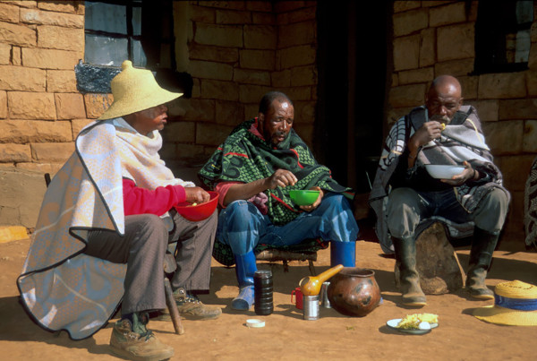 Malealea Lesotho Village
