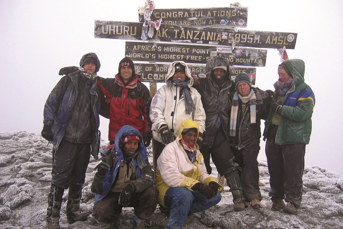 Top 5 tips for summiting Kilimanjaro