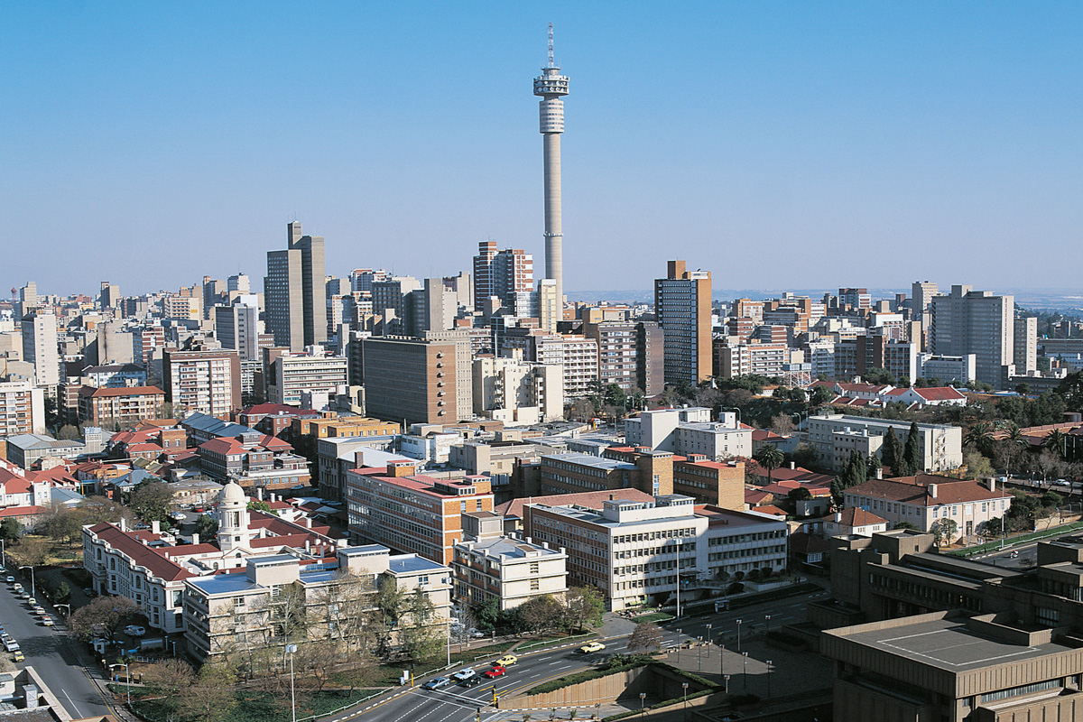 Johannesburg: The New Capital Of Cool!