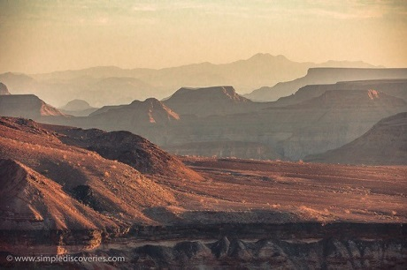The immensity of Fish River Canyon holds close competition to Arizona's Grand Canyon.