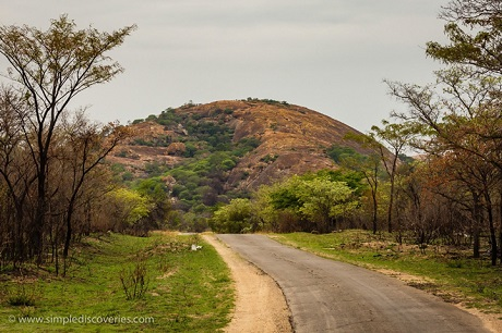 Matopos National Park is filled with natural wonder apart from its spectacular rhinos.