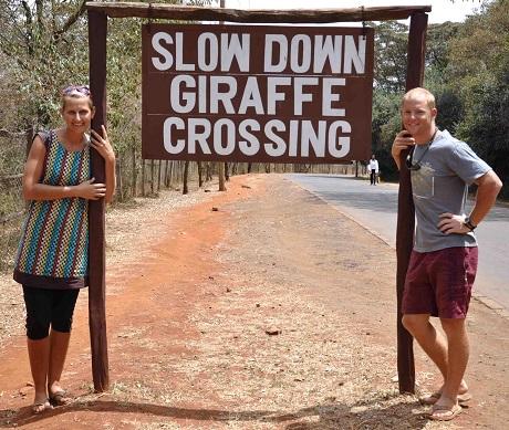 Africa overland safari