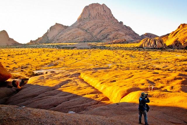 Africa overland safari Namibia