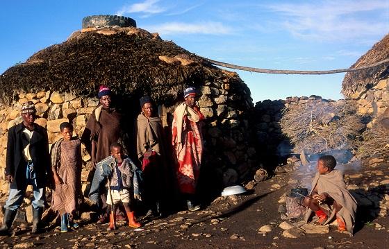 Sani Pass, Lesotho