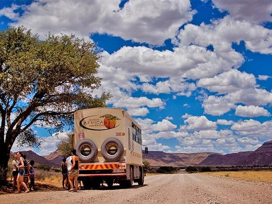 Acacia Overland Safaris to Namibia