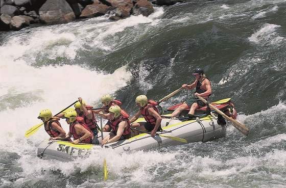 White Water Raft Zambezi (2)