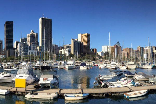Durban City view