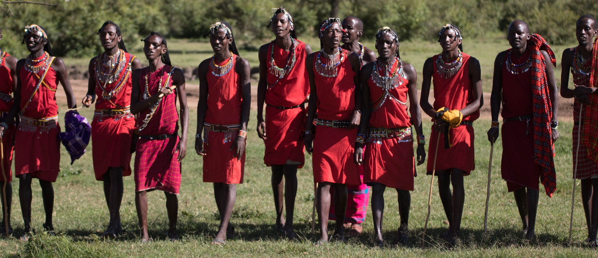 Why is Kenya more famous than most other African countries?
