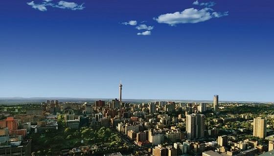 JCS4_SAT- Joburg skyline