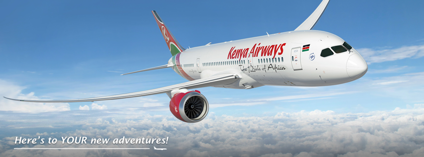 Kenya Airways Makes History With New Nairobi-New York Direct Flight