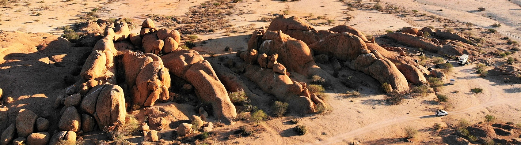 10 best campsites in Namibia