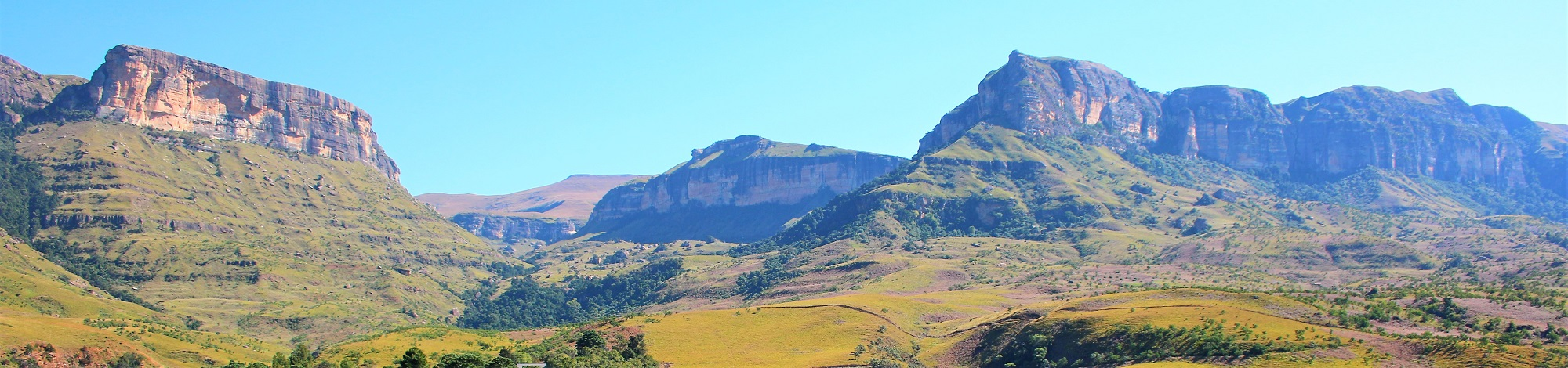 Saddling Up In South Africa's Drakensberg Foothills
