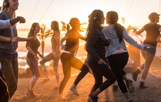 Secret Sunrise events, Cape Town