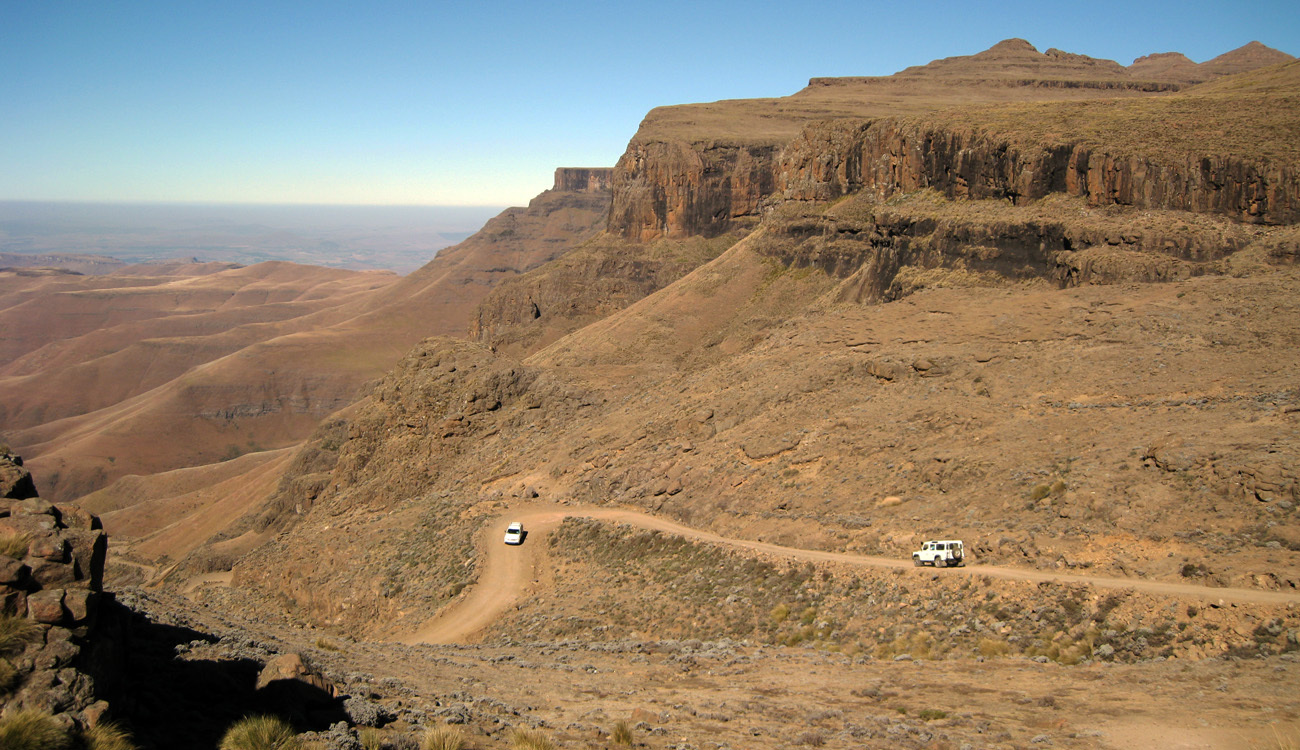 Tours of South Africa, Drakensberg, Lesotho, Cape Town